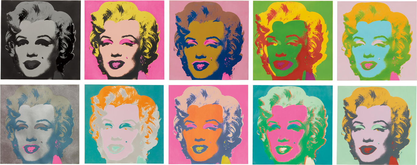 Marilyn une