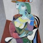 Portrait de Marie Thérèse WALTER