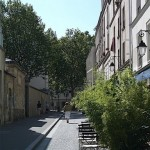 Quartier butte aux cailles Paris
