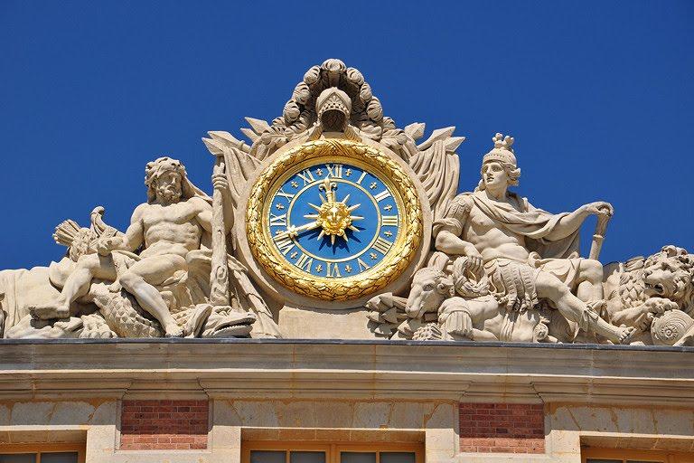 Horloge Versailles
